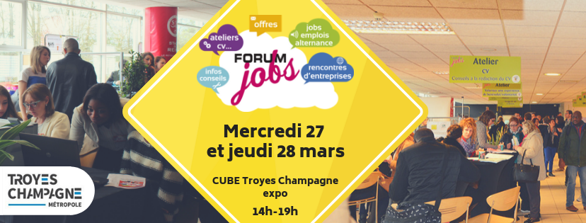 Forum Emploi et Alternance - Troyes