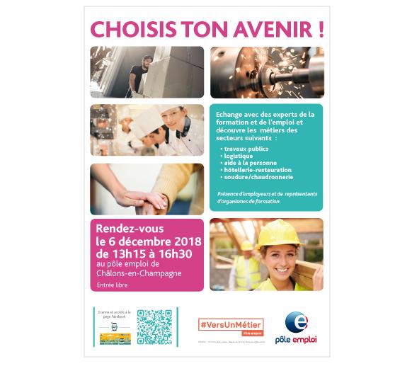 Choisis ton avenir - Châlons-en-Champagne